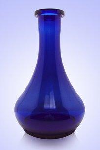 Колба синяя № 1 1,7л. h270 мм.