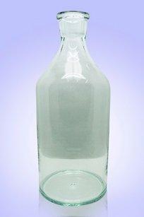 Бутыль прозрачная 5л. d160.h400 мм.