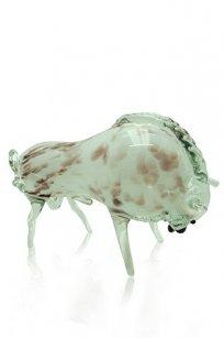 сувенир стеклокрошка Бык h180 мм. Б.М.1