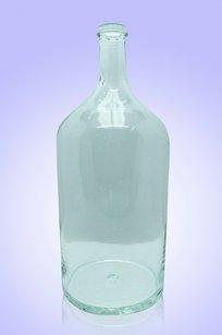Бутыль прозрачная 2л. d120.h300 мм.