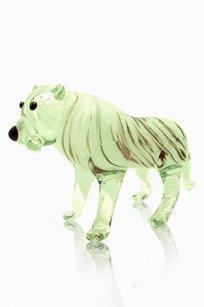 сувенир стеклокрошка Тигр h120 мм Б-М